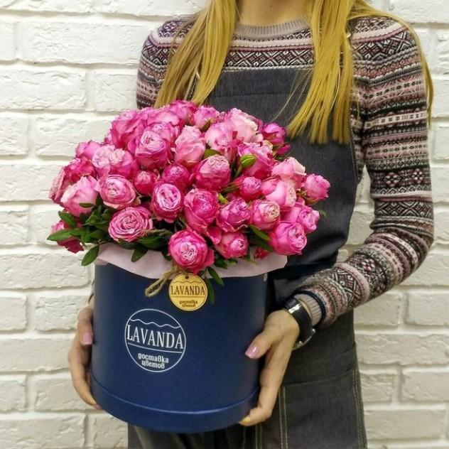 заказать букет роз во Владивосток