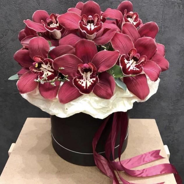 «Облако орхидей»