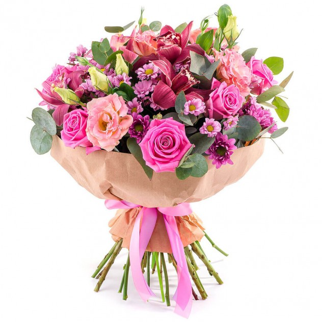 """Букет цветов """"Скарлетт"""""""
