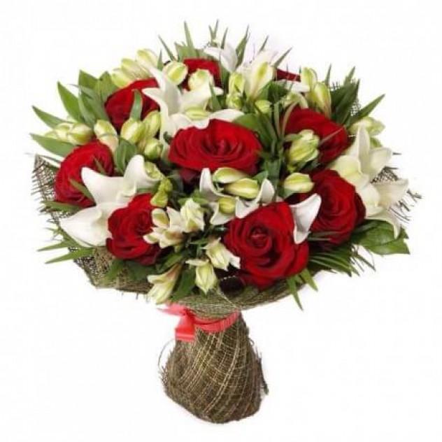 """Букет цветов """"Сюзанна"""""""